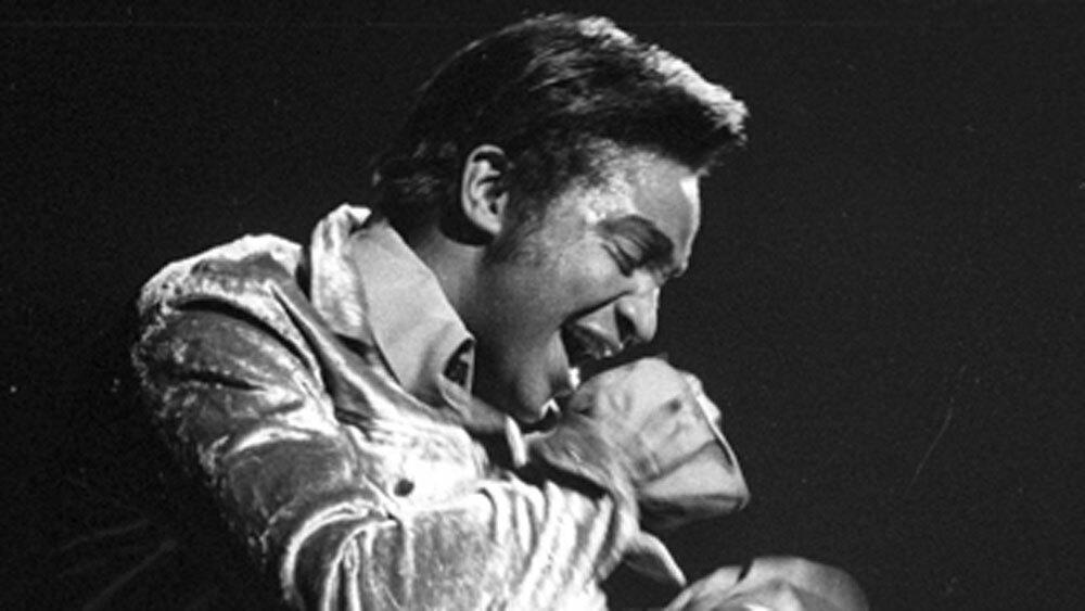 Jackie Wilson And Michael Jackson