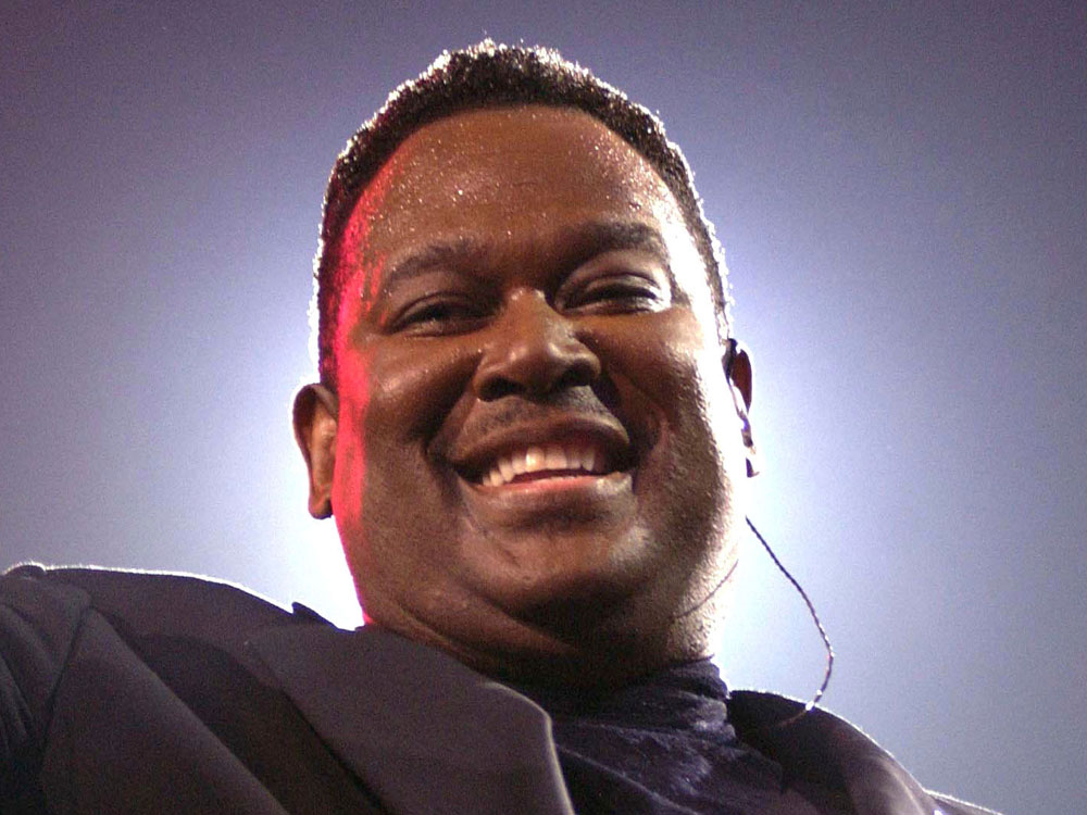Luther Vandross The Velvet Voice Npr