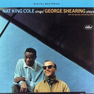 cover for Nat King Cole Sings / George Shearing Plays