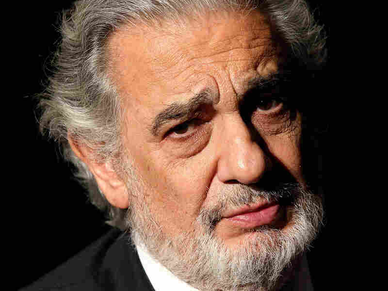 Placido Domingo; credit: Noel Vasquez / Getty Images