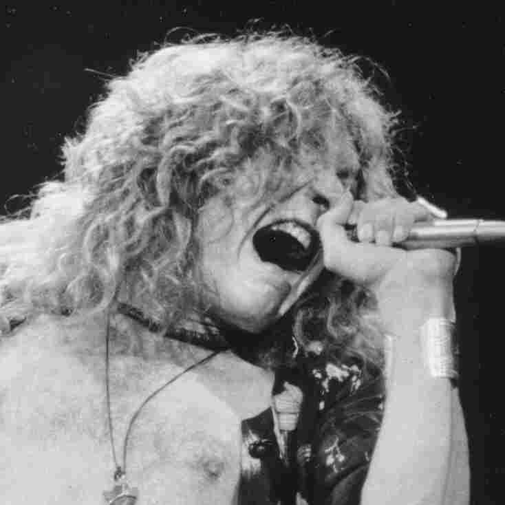 Robert Plant: Born In England; Made In America