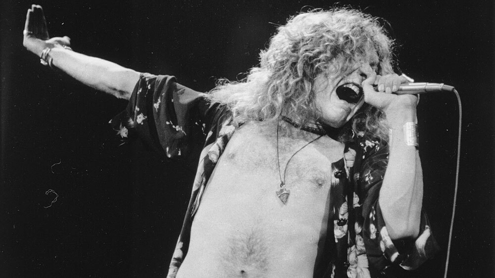 Robert Plant Born In England Made In America Npr