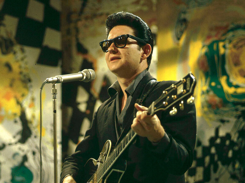 Roy Orbison: A Great Voice, A Lonely Sound : NPR