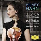 album art for Hilary Hahn