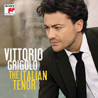 album art for 'The Italian Tenor'