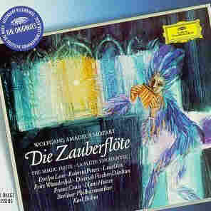 Magic Flute Album Cover