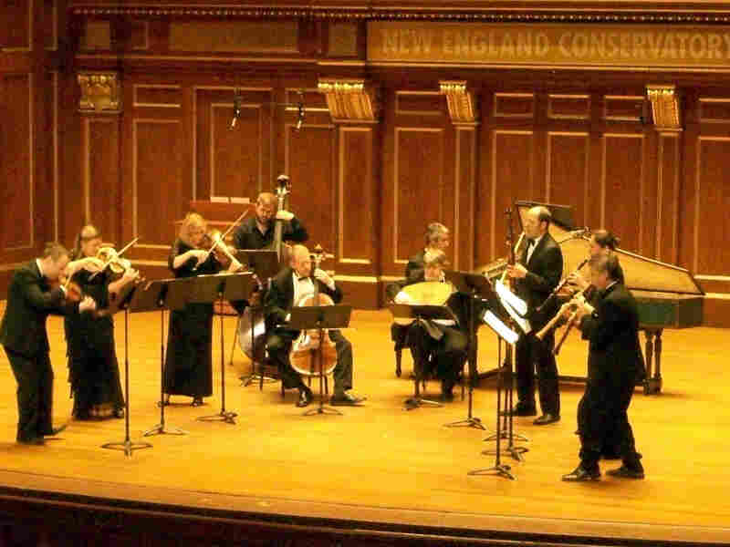 The Boston Early Music Festival Chamber Ensemble