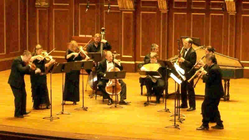 Baroque In Boston: Bach And Company In Concert