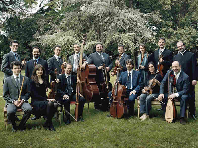 The Venice Baroque Orchestra