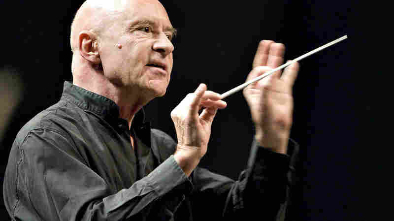 Christoph Eschenbach Conducts The L.A. Philharmonic