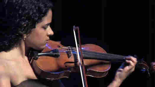Maya Shankar: A Violinist Lost And Found