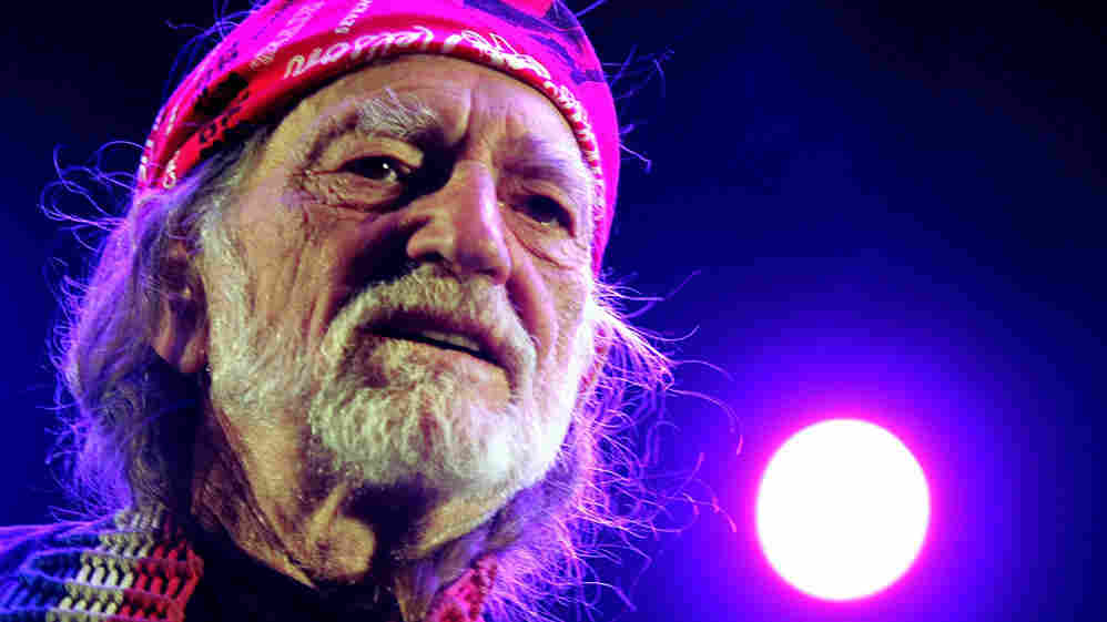 Willie Nelson - There'll Be No Teardrops Tonight / Blue Must Be The Color Of The Blues