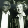 Ray Charles and Marian McParland