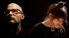 "On<em> Project Song</em>, Moby and Kelli Scarr finished writing and recording ""Gone to Sleep"" in record time."
