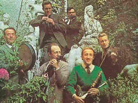 The Chieftains 3 album cover