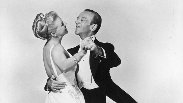 Fred Astaire and Ginger Rogers (Getty Images)