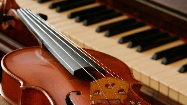 """With just one violin, one piano and two significant notes, Beethoven creates an entire universe within his """"Kreutzer"""" Sonata."""