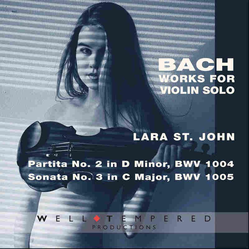 Lara St. John's debut album