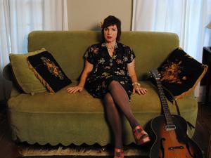 Photo of Ann Savoy