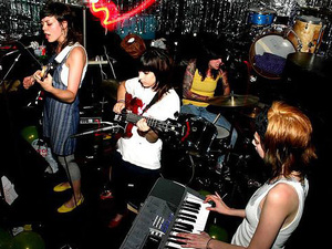 Photo of The Coathangers
