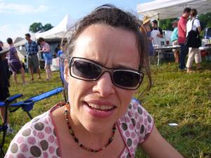 Photo of Laura Ballance, Superchunk
