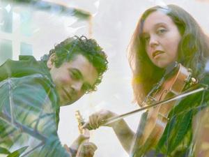 Photo of Ruth Merenda, Mike & Ruthy