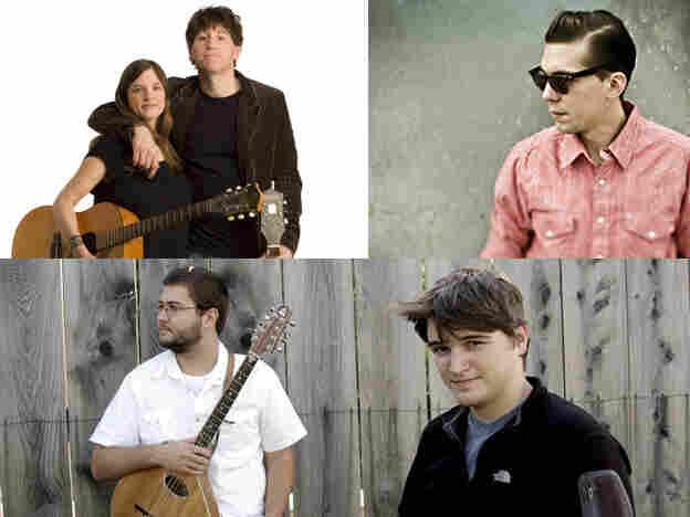 Folk Alley's Best New Folk Mix