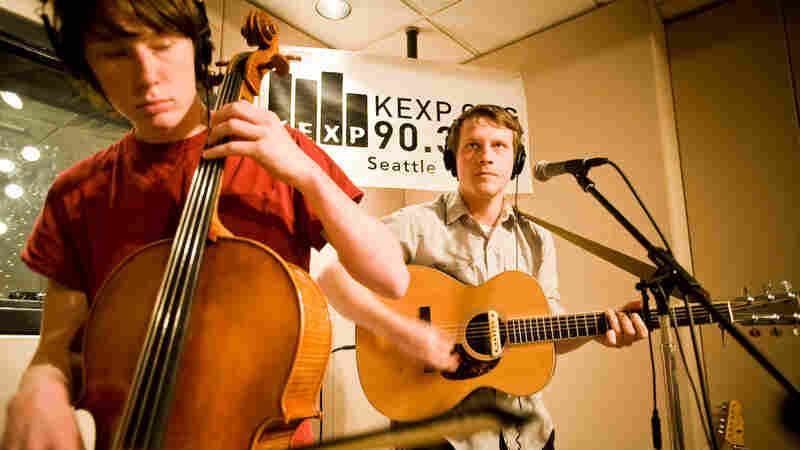 Hey Marseilles performs at KEXP.