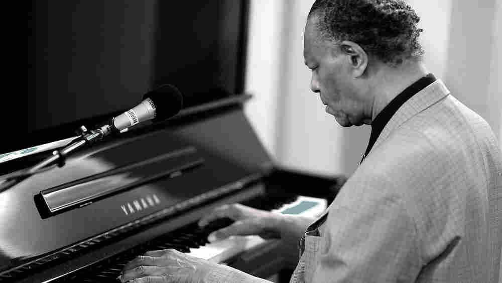 McCoy Tyner performs at KPLU.