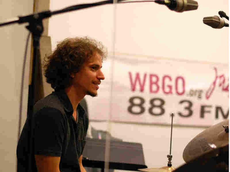 Dafnis Prieto performs at WBGO.