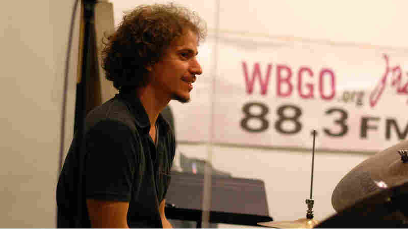 Dafnis Prieto performs at WBGO.