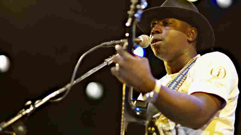 Vieux Farka Toure: Acoustic At Bumbershoot