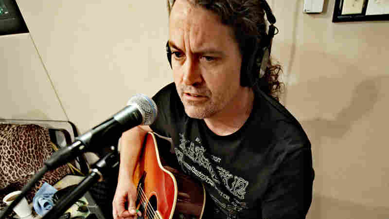 Meat Puppets' Curt Kirkwood performs at KEXP.