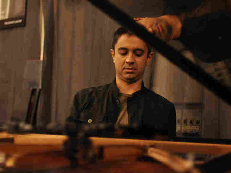 Vijay Iyer performs at WBGO.