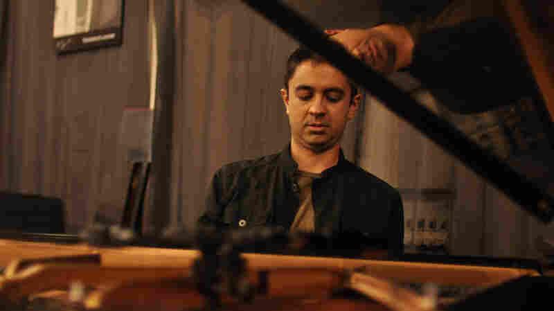 Vijay Iyer performs at WBGO.