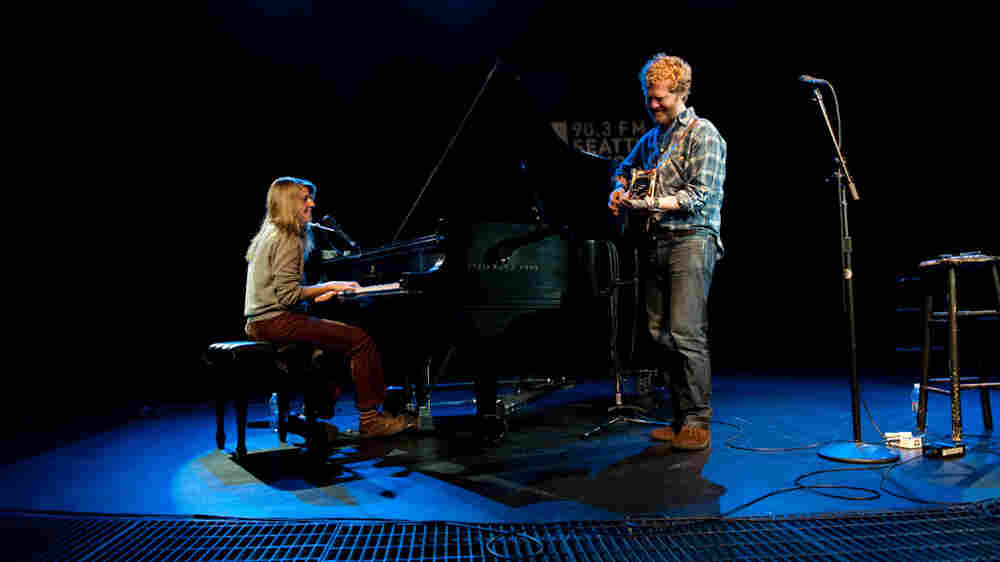 The Swell Season performs at the Triple Door, Seattle, Wash.