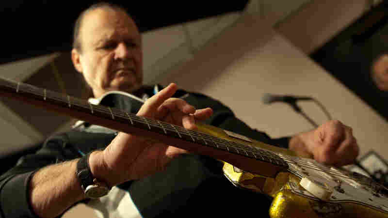 Dick Dale performing at KEXP.