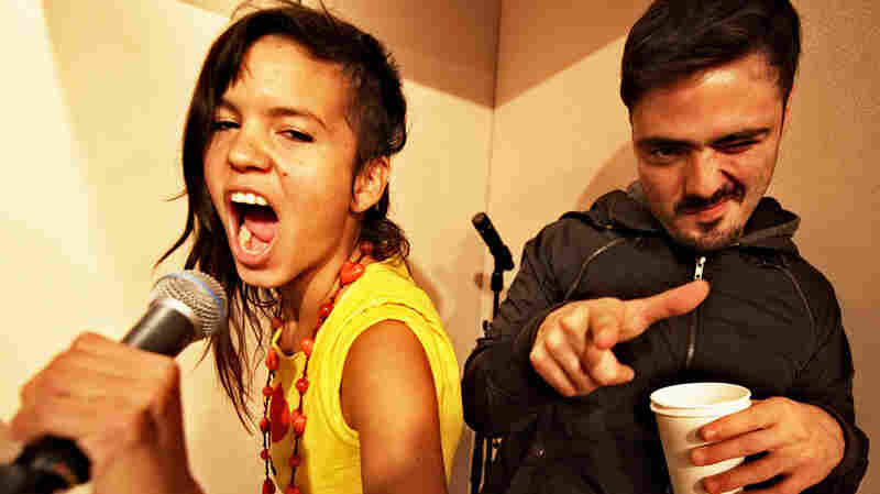 Bomba Estereo performs at KEXP.