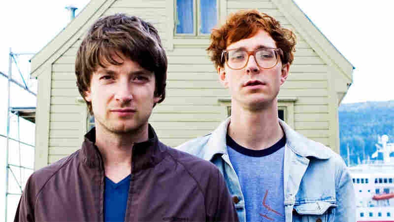Kings Of Convenience: Honey-Dipped Fury