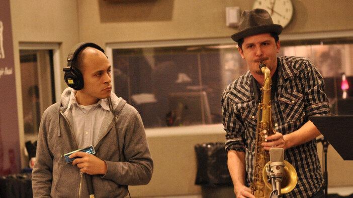 John Ellis Double-Wide: Jazz Gets Jocular : NPR