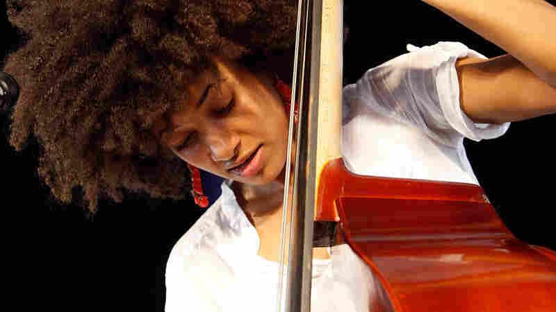 Esperanza Spalding: Just Bass And Voice