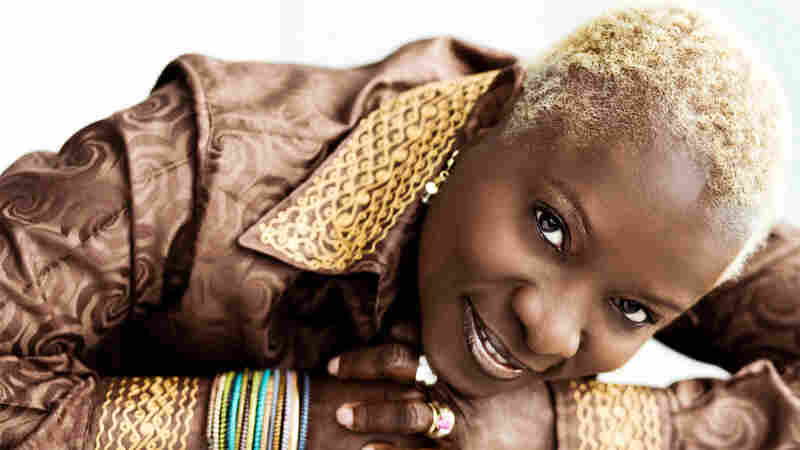 Angelique Kidjo: Dancing Her Way To The Front