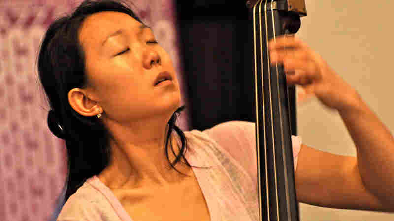 Linda Oh Trio performs at WBGO.