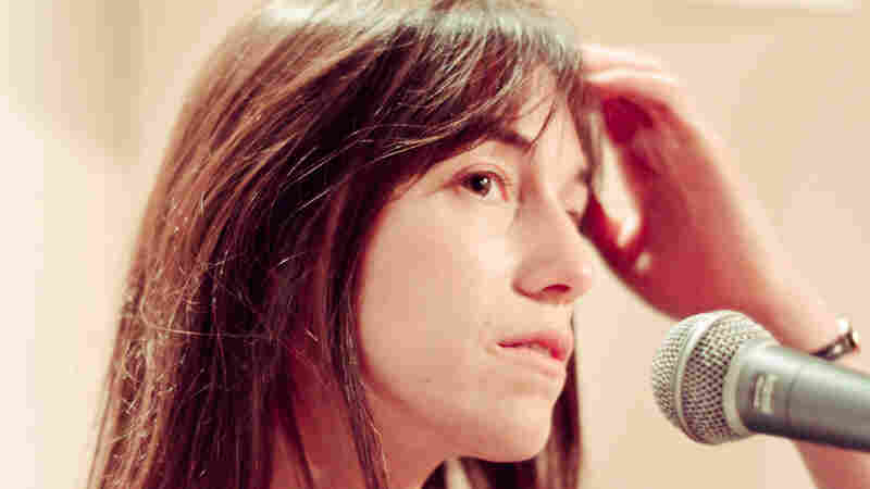 Charlotte Gainsbourg performs at KEXP.