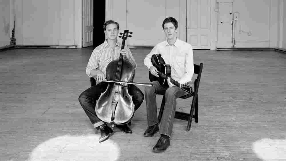 Ben Sollee and Daniel Martin Moore.