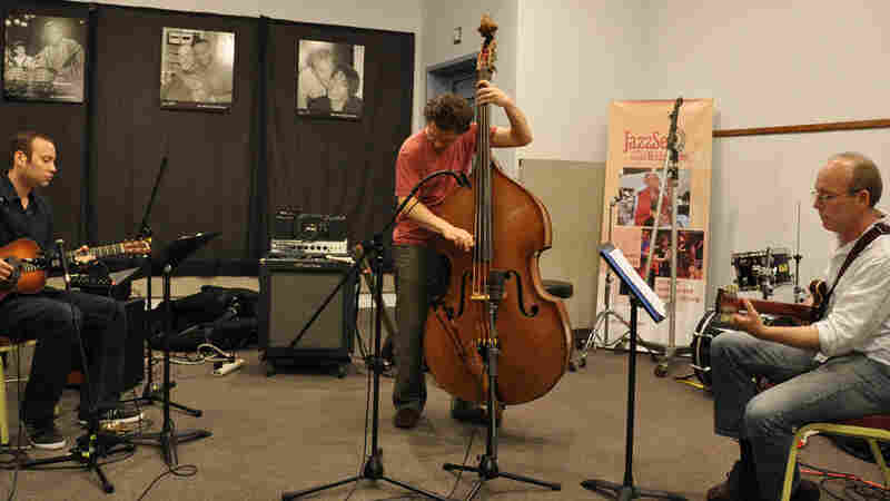 Stephan Crump And Rosetta Trio: Purity Of Intent