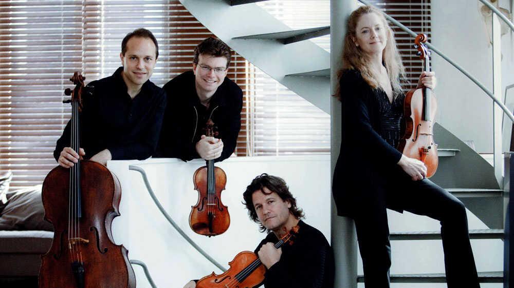 String Quartet Soulmates: Ravel and Adams