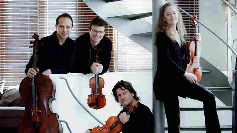 String Quartet Soulmates: Ravel and Adams