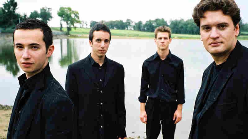 The Paris-based Ebene Quartet