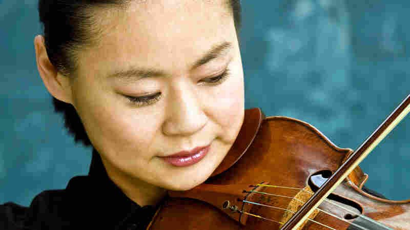 Violinist Midori plays a key role in educating young people about classical music.